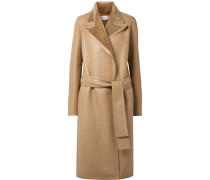 Cintry Trenchcoat Aus Shearling -