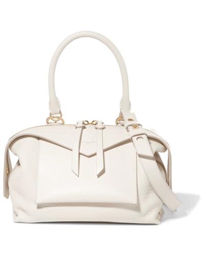 Givenchy Damen Sway Kleine Schultertasche aus Glattem und Strukturiertem Leder Erhalten Authentisch Günstig Kaufen Kauf g7dhO