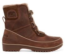 Tivoli Ii™ Premium Wasserdichte Stiefel Aus Strukturiertem Leder - Braun