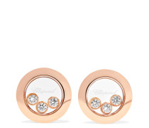 Happy Diamonds Ohrringe Aus 18 Karat  Mit Diamanten