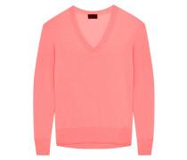 Kaschmirpullover - Pink