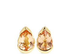 Bloom Ohrringe Aus 18 Karat  Mit Topasen Und Diamanten