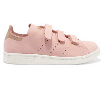 Stan Smith Sneakers Aus Nubukleder - Puder