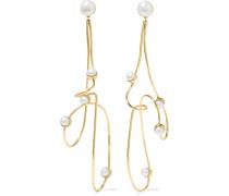 Verete Ohrringe Mit Perlen