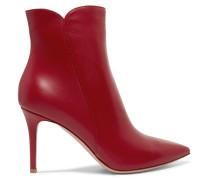 Levy Ankle Boots Aus Leder -