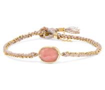 Orbit Armband Aus 18 Karat  Mit Saphir