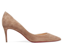 Iriza 70 Pumps Aus Veloursleder -