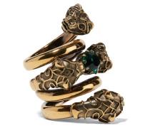 Vereter Ring Mit Swarovski-kristallen