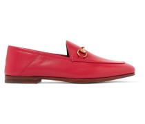 Brixton Loafers Aus Leder Mit Horsebit-detail Und Einklappbarer Fersenpartie -