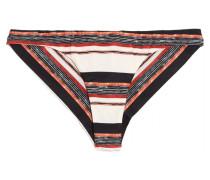 Thai Gestreiftes Bikini-höschen -