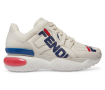 + Fila Fancy Fila Sneakers aus Leder und Gummi