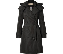 The Amberford Trenchcoat Aus Shell Mit Kapuze -