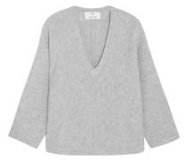 Pullover Aus Einer Woll-kaschmirmischung -