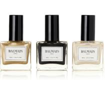 Nail Couture Gift Set – 1 – Geschenkset aus drei Nagellacken