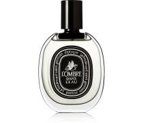 L'ombre Dans L'eau – Schwarze Johannisbeere & Damaszener-rose, 75 Ml – Eau De Parfum