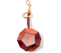 Trigger Schlüsselanhänger Aus Leder -