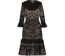 Shadow Verziertes Kleid Aus Spitze -