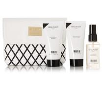 Moisturizing Travel Set – Reiseset Haarpflege - Weiß