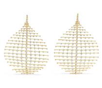 Disco Ohrringe Aus 18 Karat  Mit Diamanten