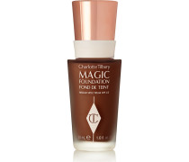 Magic Foundation Flawless Long-lasting Coverage Spf15 – Shade 12, 30 Ml – Foundation - Braun