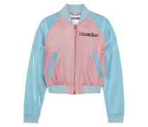 + My Little Pony Bomberjacke Aus Lurex® Mit Applikationen -