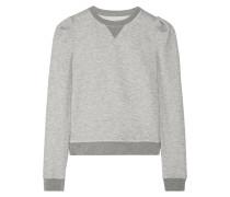 Sweatshirt Aus Stretch-jersey -