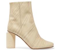 Allis Ankle Boots Aus Lackleder -