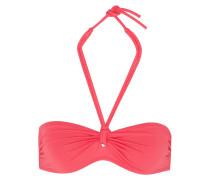 Waterway Bandeau-bikini-oberteil - Pink