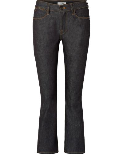 Le High Verkürzte Jeans mit Geradem Bein -
