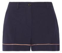 Shorts Aus Wolle -