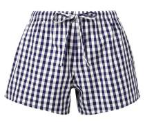 The Paloma Pyjama-shorts aus Baumwolle mit Gingham-karo -