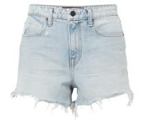 Bite Ausgefranste Jeansshorts -