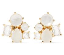 Rock Candy® Cluster Ohrringe aus 18 Karat  mit Mehreren Steinen