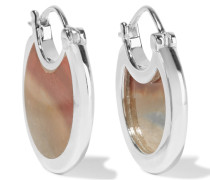 Mojave Ohrringe Aus Silber Mit Jaspis
