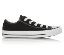Chuck Taylor All Star Sneakers Aus Canvas - Schwarz