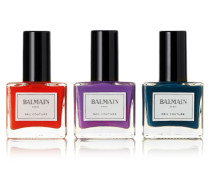 Nail Couture Gift Set – 2 – Geschenkset Aus Drei Nagellacken -