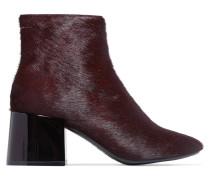 Ankle Boots Aus Kalbshaar -