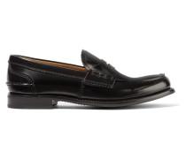Pembrey Loafers Aus Glanzleder -