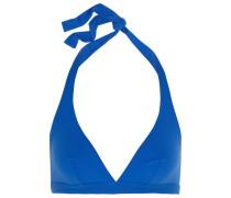 Co2 Triangel-bikini-oberteil Mit Neckholder - Azurblau