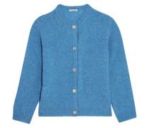 Cardigan Aus Wolle - Blau