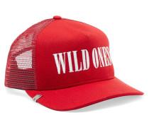 Wild Ones Bestickte Baseballcap Aus Canvas Und Mesh -