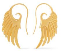 Wing Ohrringe Aus 18 Karat