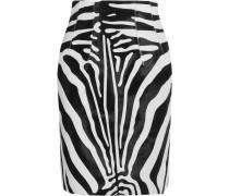 Vaughn Rock aus Kalbshaar mit Zebraprint
