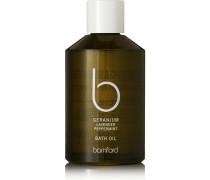 Geranium Bath Oil, 250 Ml – Badeöl