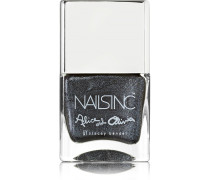 + Alice + Olivia Nail Polish – Black Diamond – Nagellack -