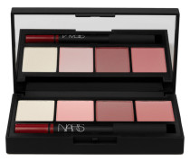 + Sarah Moon Recurring Dare Cheek & Lip Palette – Lippen- Und Wangenfarbe - Puder