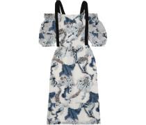 Bree Verziertes Kleid Aus Fil Coupé -