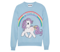 + My Little Pony Wollpullover Mit Intarsienmotiv -