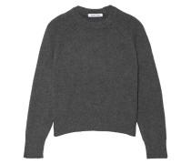 Rhett Pullover Aus Einer Wollmischung - Anthrazit