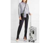 International Carry-on Koffer Aus Aluminium - Silber